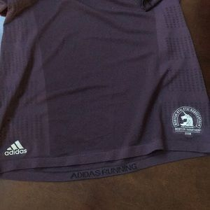 Boston marathon 2018 adidas run shirt